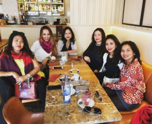 best crepes with best girlfriends in barcelona indonesia comer instaday