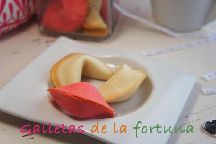 Galletas de la fortuna
